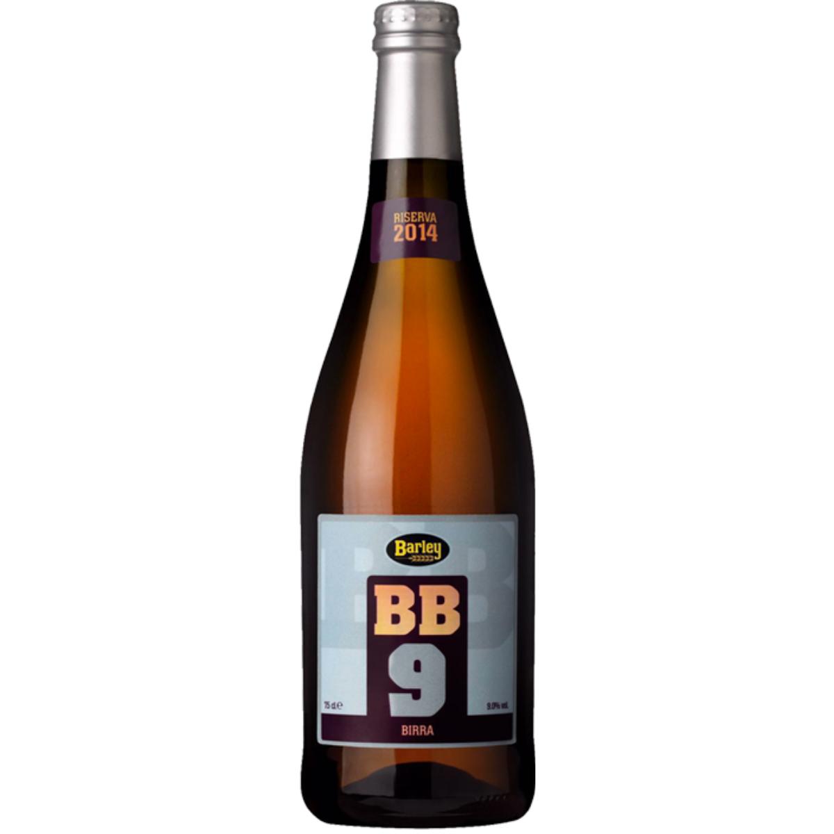 Birra IGA BB9 Barley