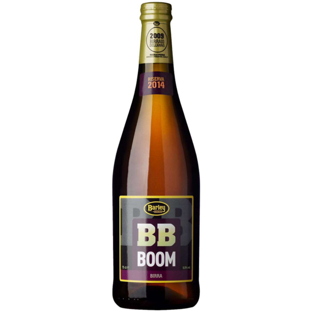 Birra artigianale BB BOOM Barley