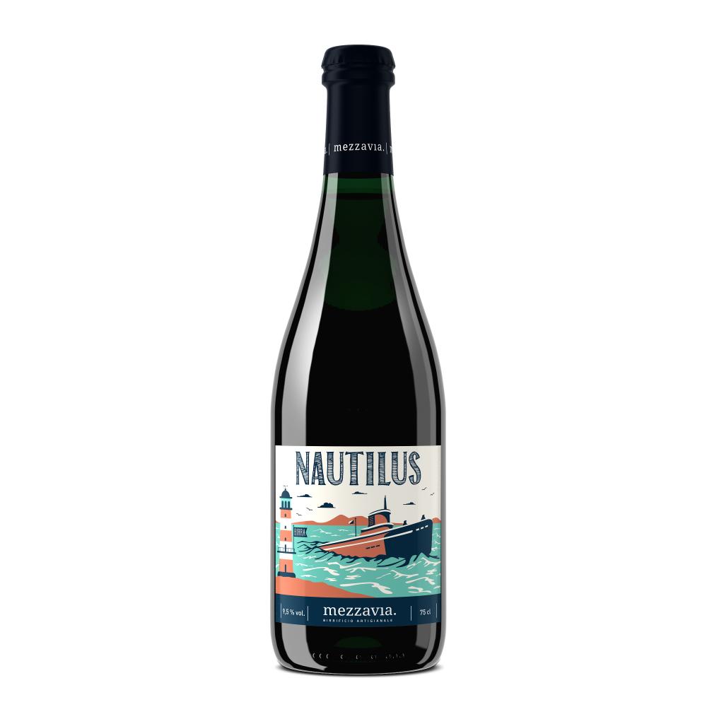 Nautilus Birra Artigianale Birrificio Mezzavia