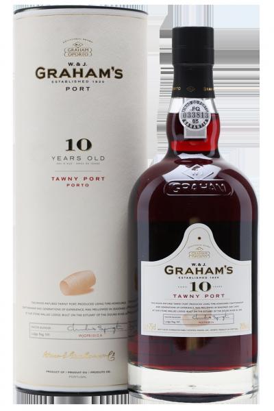 Graham's 10 anni Tawny Port - 75CL - Grahams