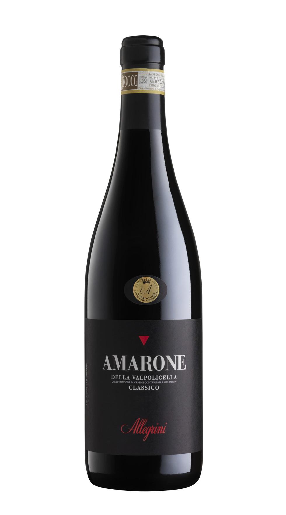 Amarone Della Valpolicella Classico DOCG - 75CL - Allegrini