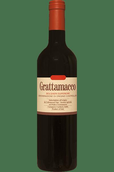 Grattamacco - Bolgheri Rosso Superiore DOC - Colli Massari