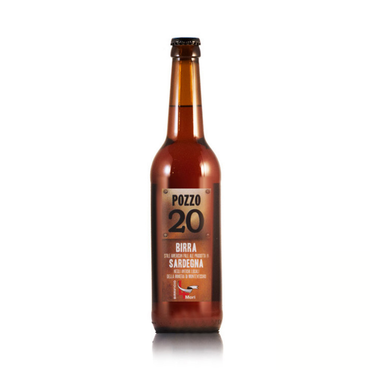 POZZO 20 - 50CL - Birrificio 4 Mori