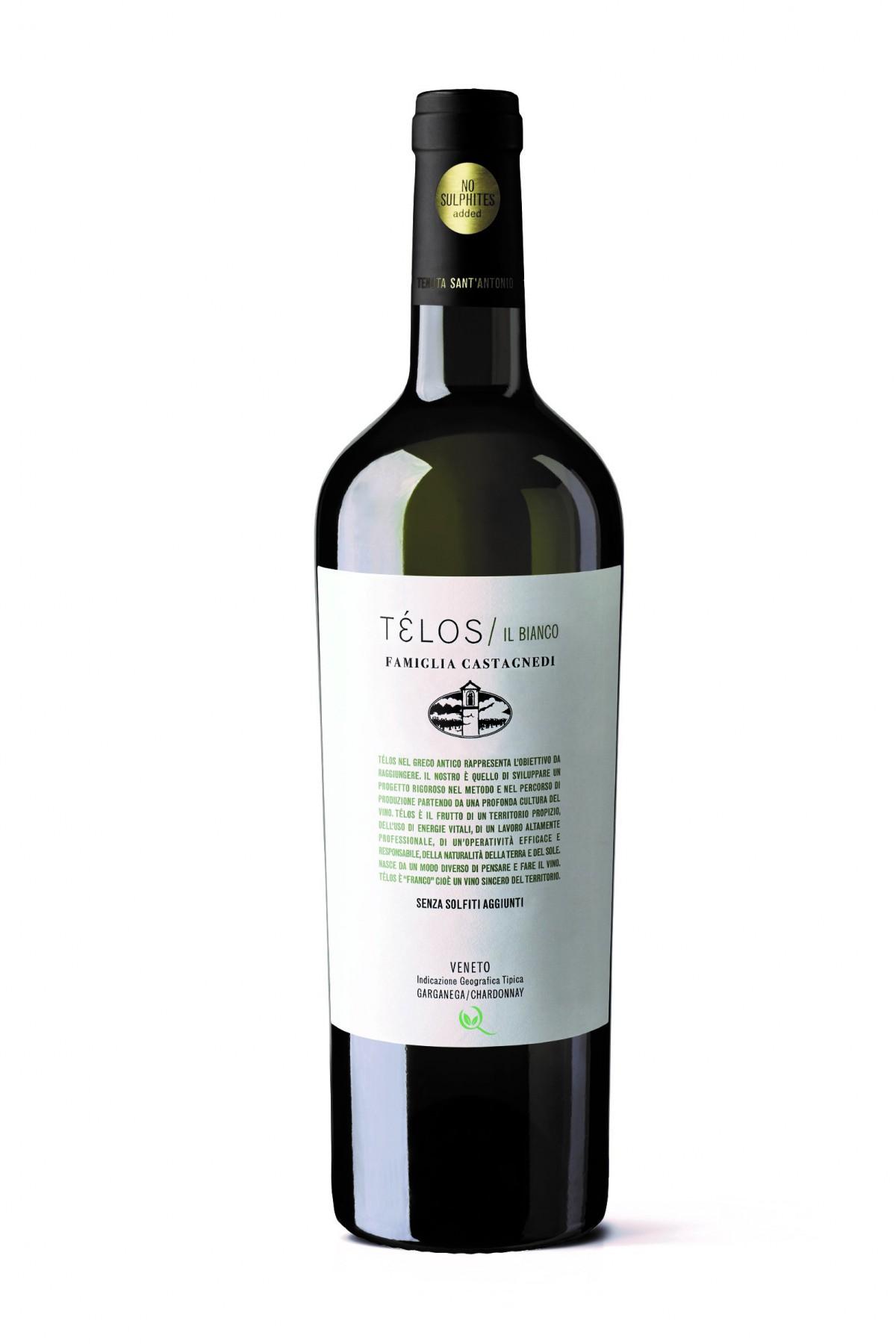 Veneto IGT Telos Bianco - 75CL - Tenuta Sant'Antonio
