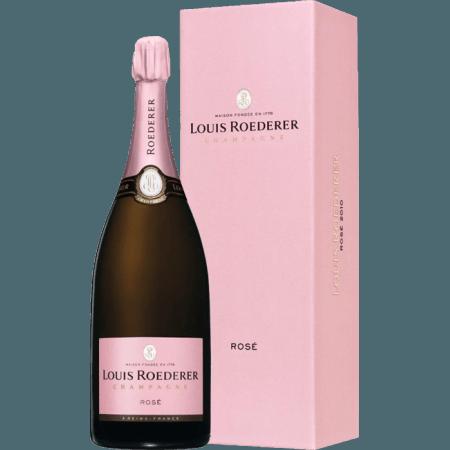 Champagne Brut Rosé - Louis Roederer - 75CL
